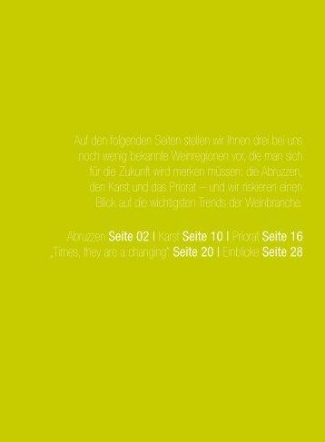 verzeichnis der weingüter - Vinothek Wagner