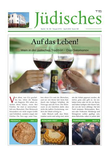 Jüdisches | Nr. 35 - Chabad Lubawitsch - Berlin