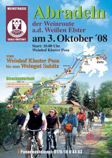 Weinhof Kloster Posa