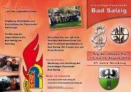Flyer zum dreitägigen Fest - Freiwillige Feuerwehr Bad Salzig am ...