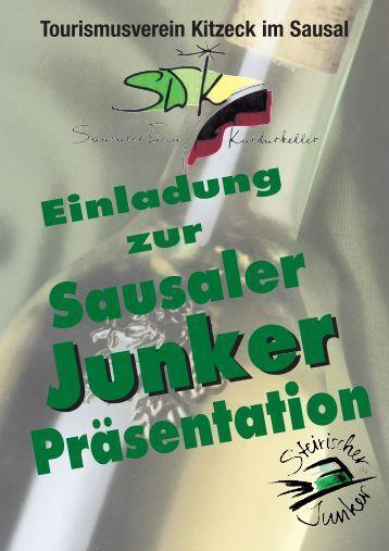 Folder als PDF downloaden... - Sulmtal-Sausal