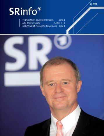 Preis 2011 - Saarländischer Rundfunk