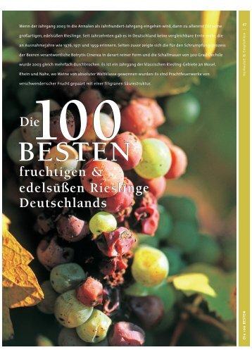 BESTEN BESTEN - Schlossgut Diel