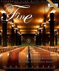 Fine Das Weinmagazin - Unger Weine KG