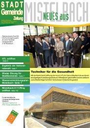 Gemeindezeitung 2006/6 (0 bytes) - Mistelbach