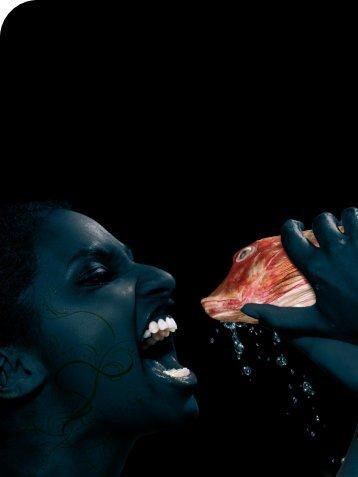 Grintsch, Zum Fisch trinkt man Weißwein