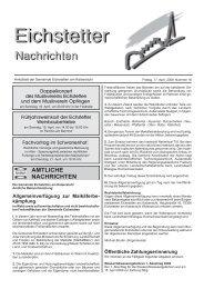 17. April 2009 - Gemeinde Eichstetten