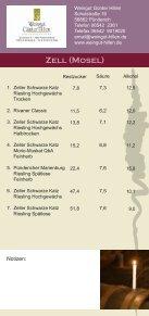Flyer Zeller Nacht der Weinkultur - Zell Mosel - Seite 4