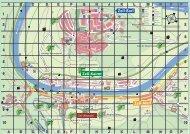 Stadtplan + Wanderkarte der Stadt Zell (Mosel) - Zeller Land