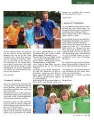 PSC Tennis Magazin 2012 (Teil 3) - Pulheimer SC