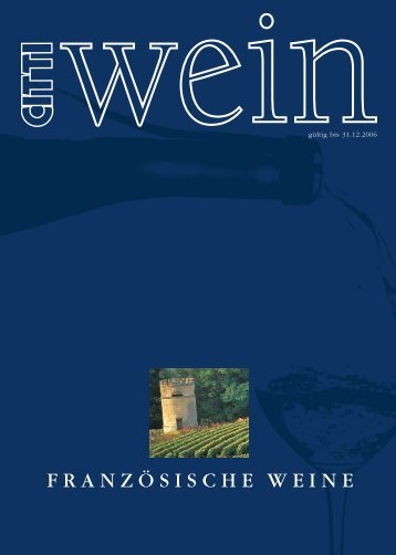 CITTI Wein-Einl.-Frankreich