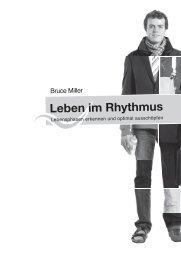 Leseprobe aus Leben im Rhythmus - ERF