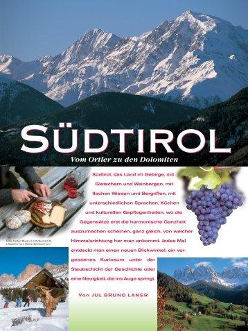 Vom Ortler zu den Dolomiten - Deutscher Alpenverein