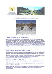 Newsletter 2005 1 - Mathier