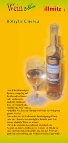 Illmitzer Weinerlebnis 2012-2013 - Page 3