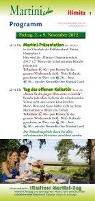 Illmitzer Weinerlebnis 2012-2013 - Page 7