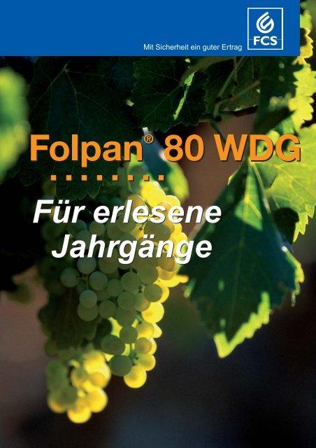 Folpan 4-Seiter Wein - Feinchemie Schwebda GmbH