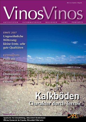 PDF 2,3 MB - Wein aus Spanien