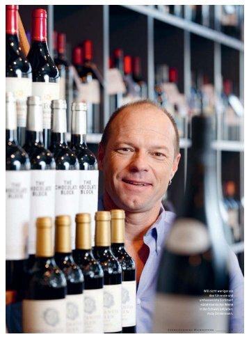 Weinhandlungen: KapWeine