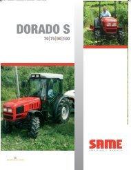 DORADO S - Same Deutz Fahr's