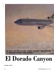 0399canyon - Air Force Magazine
