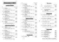 Weinkarte als PDF-Datei - Gasthaus Schlarb