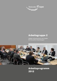 PDF: 1,1 MB - IT-Gipfel