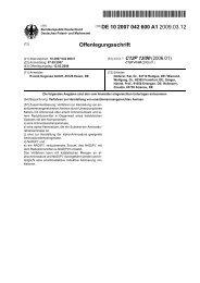 Verfahren zur Herstellung von enantiomerenangereichten Aminen