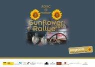 Programmheft 2012 (ca. 24 MB - ADAC | Sunflower Rallye