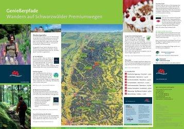 Genießerpfade Wandern auf Schwarzwälder Premiumwegen - Toubiz