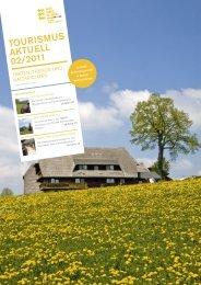 Tourismus Aktuell 02/2011 (pdf, 3,01 MB - B2B - Baden-Württemberg
