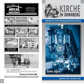 Ausgabe 17 - Peterskirche in Dornberg