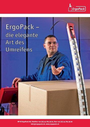 Schweiz - ErgoPack