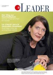 Der Weg zur Nachhaltigkeit Grüne Unternehmen im Vorteil Le ... - SKO