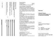 Seminar - VBD