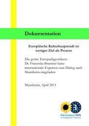 Dokumentation (PDF) - Franziska Brantner