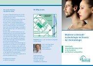 Hautklinik - Klinikum Ludwigshafen