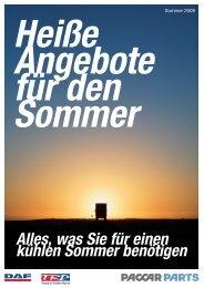 Heiße Angebote für den Sommer - Fahrzeug-Center GmbH Stollberg