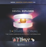 new Dental Explorer 3D - dentalexplorer.com