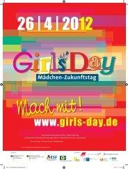 finden Sie alle Angebote zum Girls' Day - Hemer