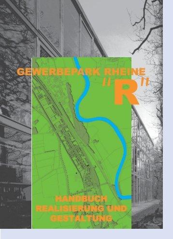 Handbuch Realisierung & Gestaltung - EWG Rheine