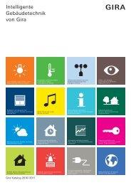 Gira Katalog 2010 - 2011 (PDF-Datei, 53.638KB
