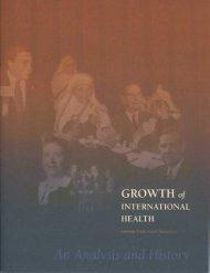 International Health Book - American Public Health Association