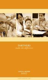 partners - Unity Health Care