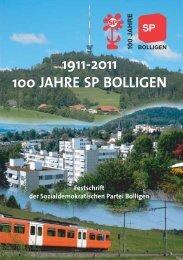 Bauliche Entwicklung Bolligens 1911–2011 - SP Bolligen