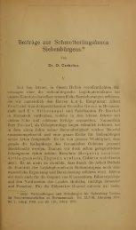 Verhandlungen und Mittheilungen des Siebenbrgischen Vereins fr ...