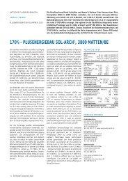 G-10-08-10 Solarpreis Publikation 2010.indd - Solar Agentur Schweiz