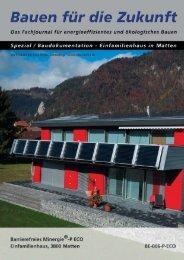 SOL-ARCH2 ist gebaut – das Einfamilienhaus voller Innovationen!