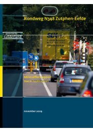 Rondweg N348 Zutphen-Eefde - Commissie voor de ...