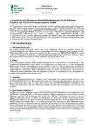 AGB - FCS Fair Computer Systems GmbH